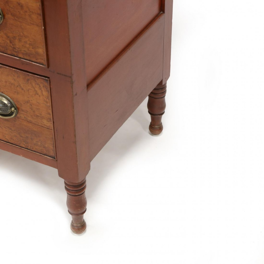 New England Sheraton Chest of Drawers - 2