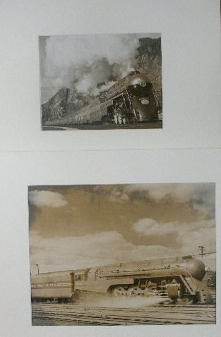 10: Vintage Photographs of New York Central Steam Engin