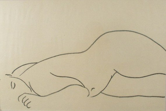 11: Ippy Patterson (North Carolina), Female Nude,