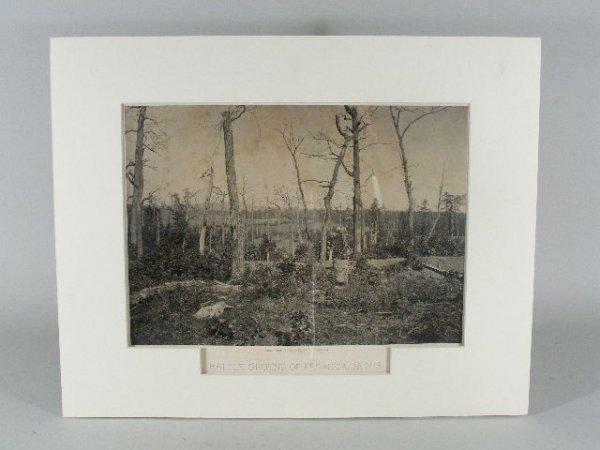 22: Civil War Albumen Photograph by George N. Barnard,