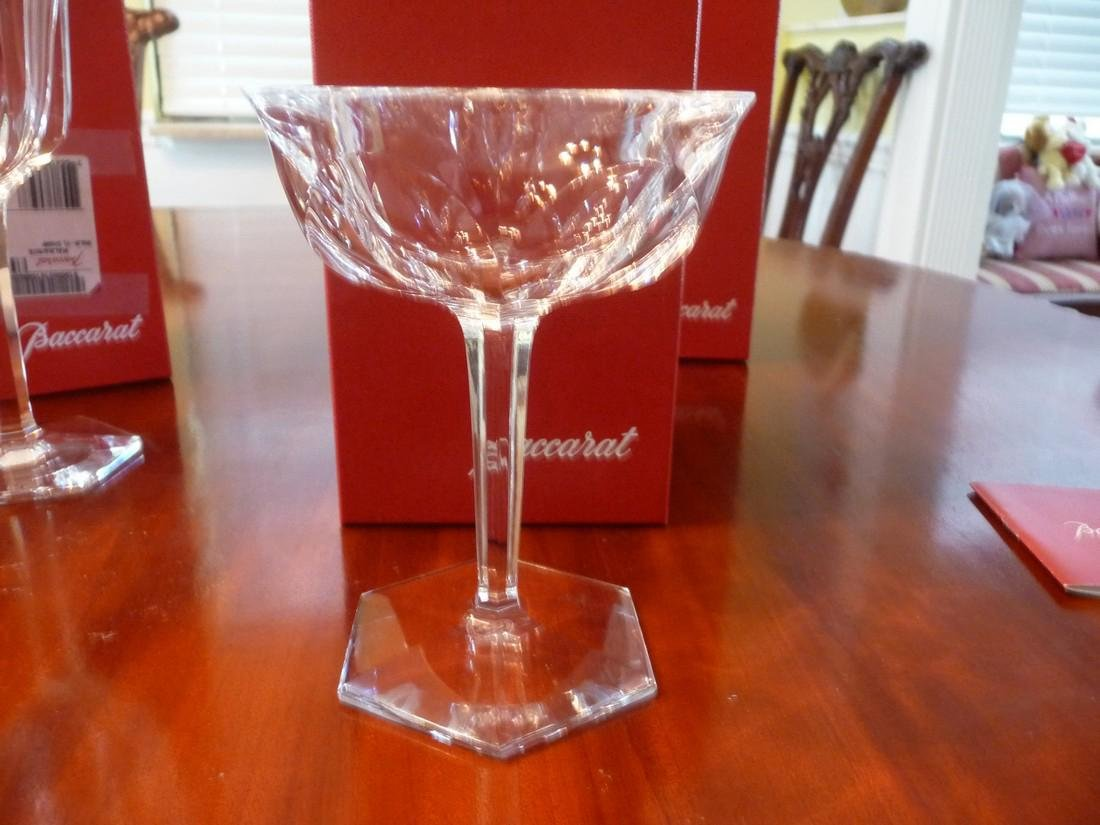 BACCARAT CRYSTAL MALMAISON COMPLETE SET OF 60 GLASSES - 7