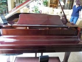 YAMAHA GRAND PLAYER PIANO -POLISHED MAHOGANY 2/ IDC