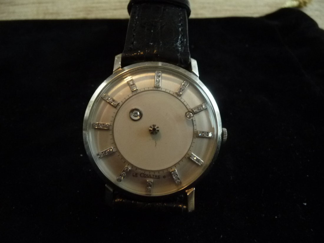 VACHERON CONSTANTIN LECOULTRE DIAMOND. MYSTERY WATCH