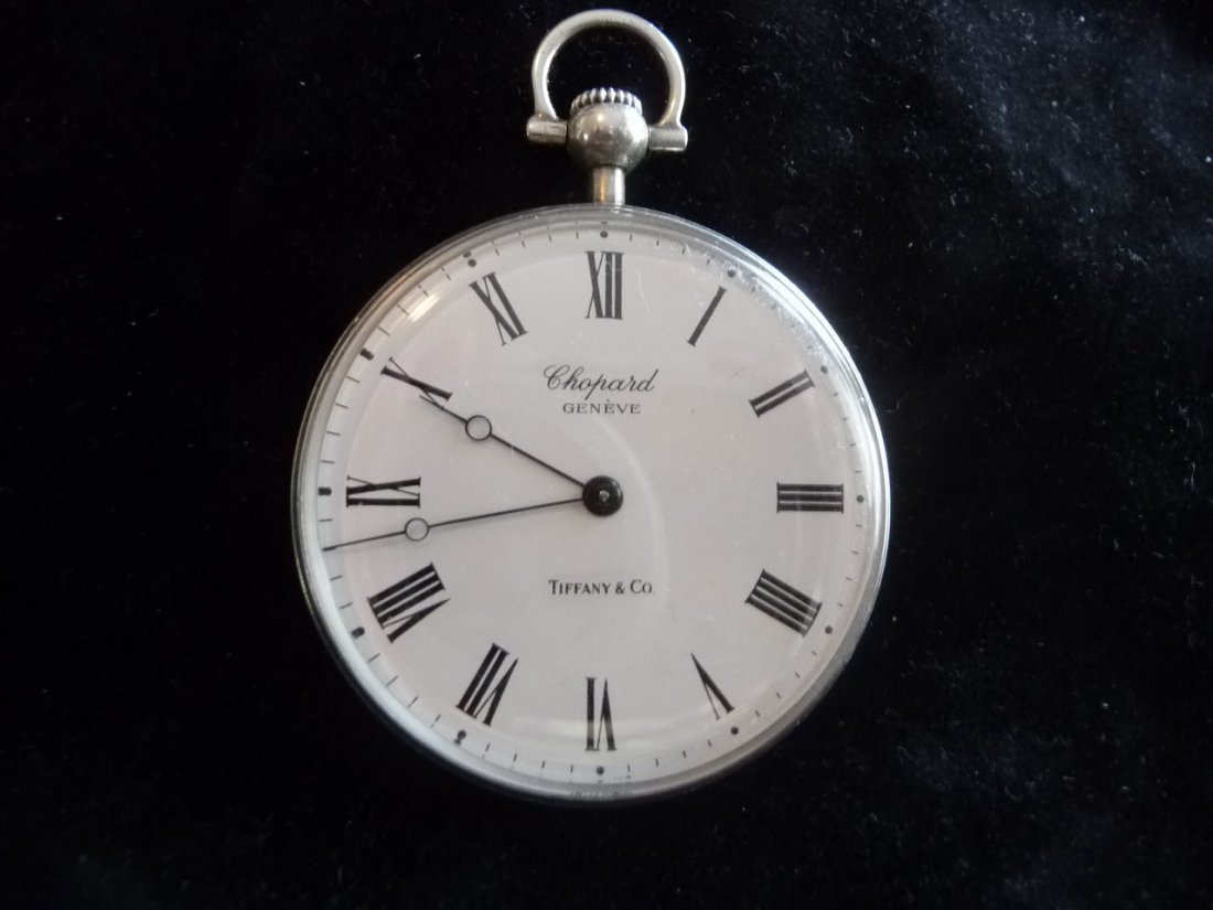 CHOPARD TIFFANY  POCKET WATCH