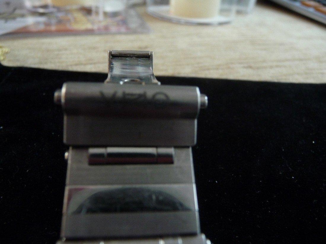 MAN MOVADO VIZIO CHRONOGRAPH BRACELET WATCH - 5