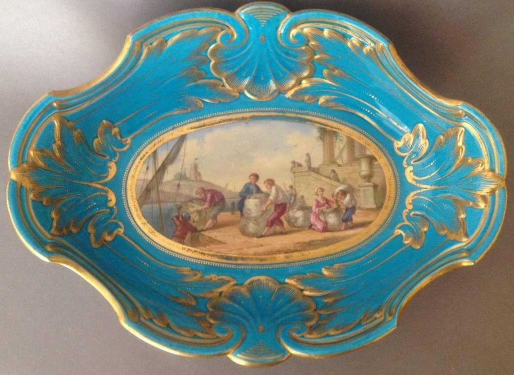 SEVRES STYLE BOWL