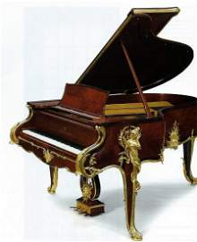 A MAGNIFICENT STEINWAY GRAND PIANO