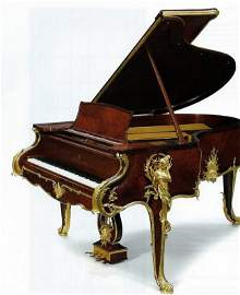 A MAGNIFICENT STEINWAY GRAND PIANOLA