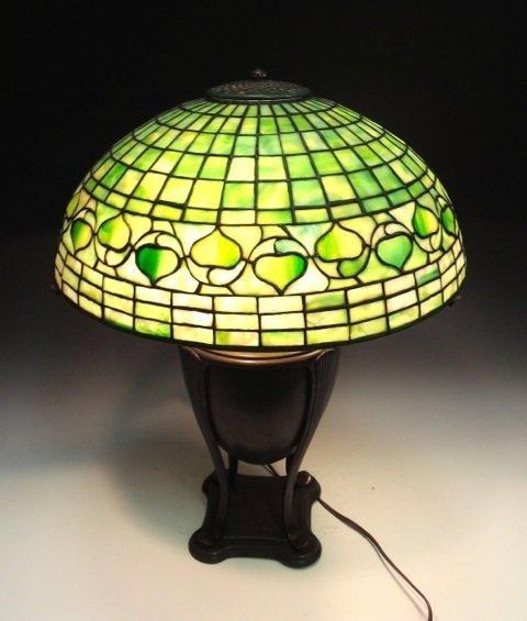 ORIGINAL TIFFANY LAMP - 4