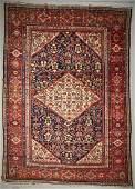 SemiAntique Heriz Oriental Carpet