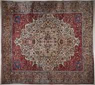 Semi Antique Persian Hand Made Oriental Rug Carpet