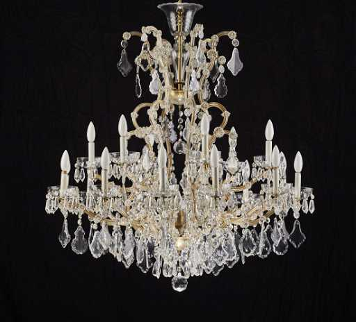 Plaza hotel new york louis xv crystal chandelier aloadofball Gallery