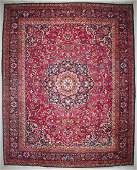 Old Persian Hand Made Oriental 156 inch Rug
