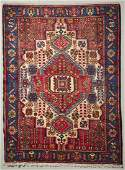 Hamadan Hand Made Persian Oriental Rug Carpet