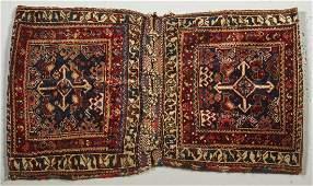 Southwest Persian Wool Camel Bag
