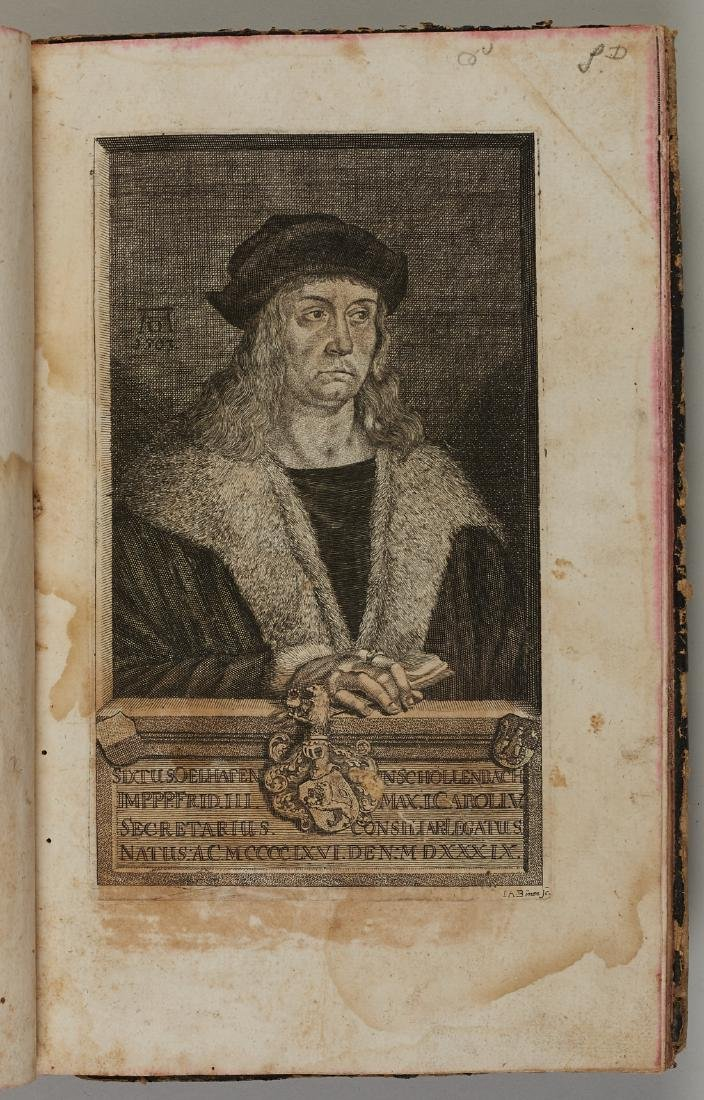 Rare 16C Book Albrecht Durer and 101 Early Prints