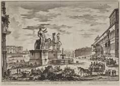 G Piranesi Italian 17201778 Venduta 18C Etching