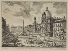 Giovanni B. Piranesi (Italian, 1720-1778) Etching