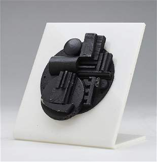 Louise Nevelson (American, 1899-1988) Signed Sculpture