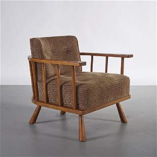 Robsjohn Gibbings -  Mid Century Modern Lounge Chair