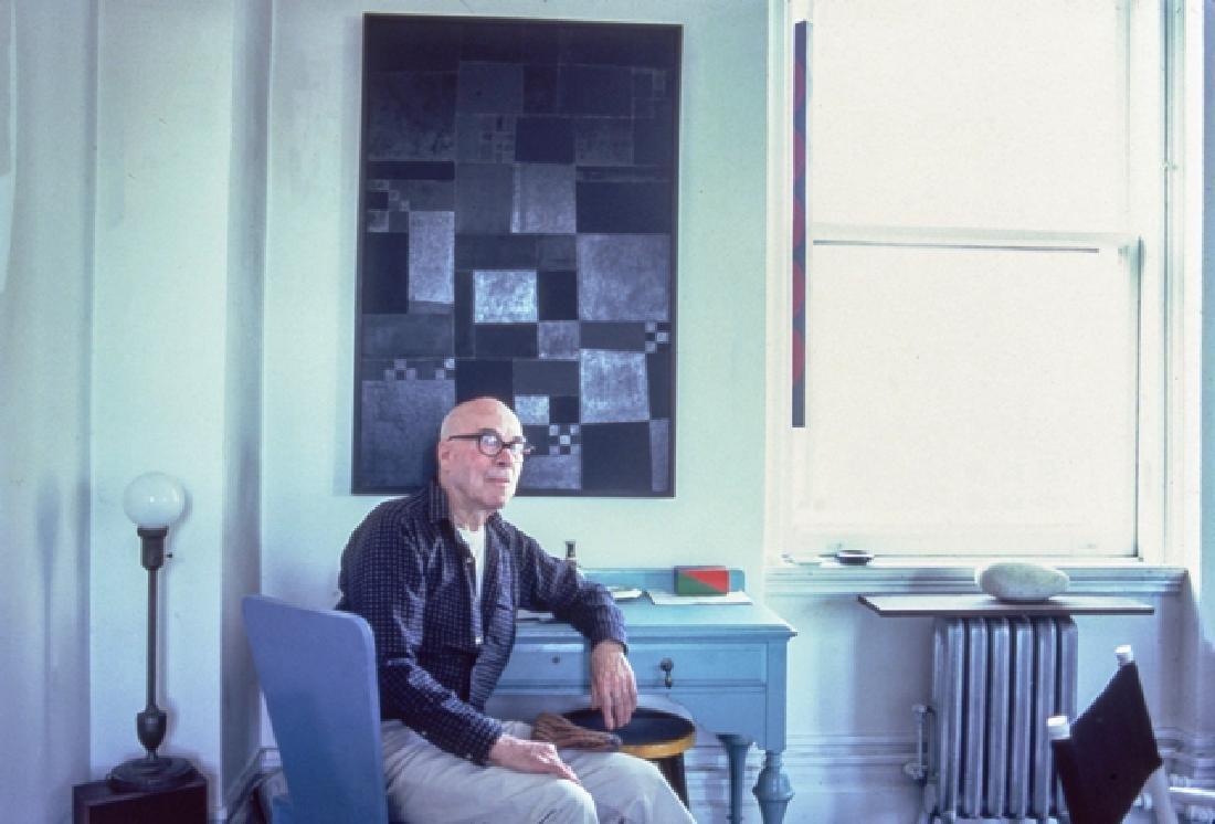 Leon Polk Smith (1909-1996) Constructivist Chair - 8
