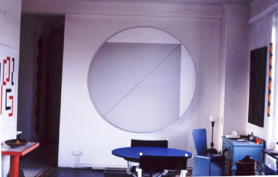 Leon Polk Smith (1909-1996) Constructivist Chair - 9