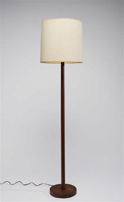 Mid Century Modern 1960 S Teak Floor Lamp Sweden