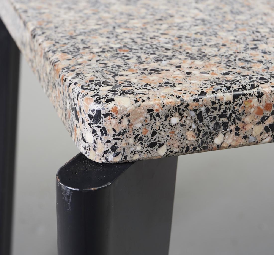 Jean Prouve Granito / Flavigny Prototype Table - 5