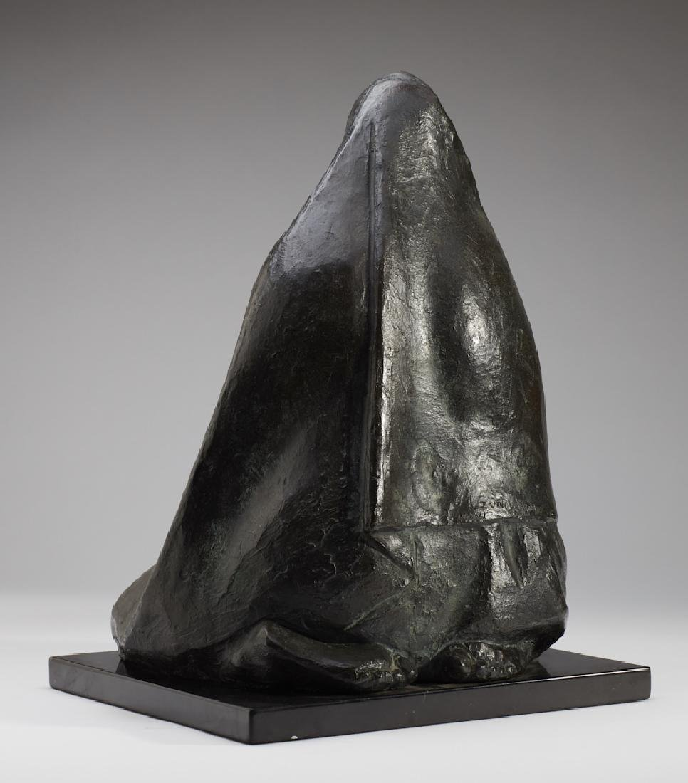 Francisco Zuniga (1912-1988) Bronze Sculpture - 5