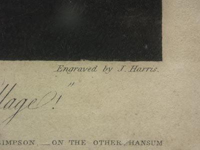 1136: H. Alken British 2 Prints The First Steeple Chase - 8