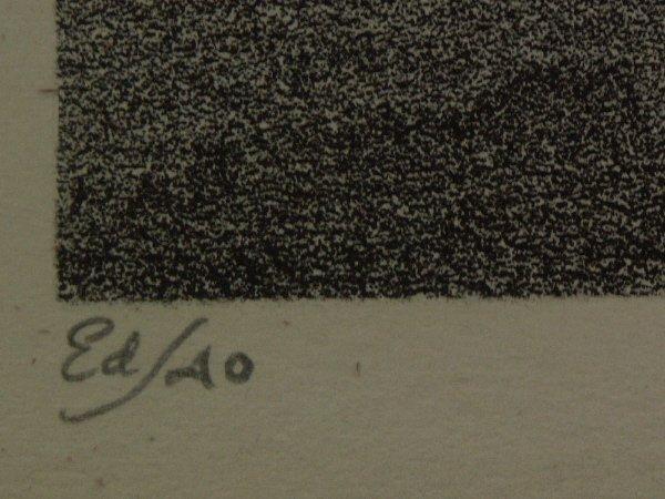 15: signed ELLISON HOOVER 1888-1955 Lithograph Print - 6