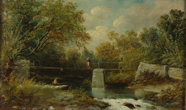 106: Henry Harris (British 1852-1926) Pair of Paintings