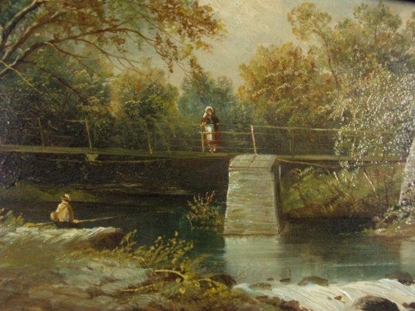 106: Henry Harris (British 1852-1926) Pair of Paintings - 5
