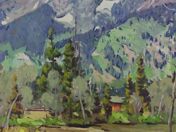 146: Robert Atwood ( American 1892-1970) Oil Painting - 4