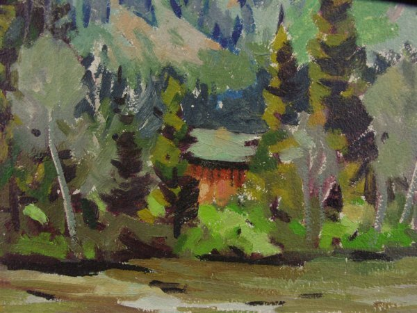 146: Robert Atwood ( American 1892-1970) Oil Painting - 5