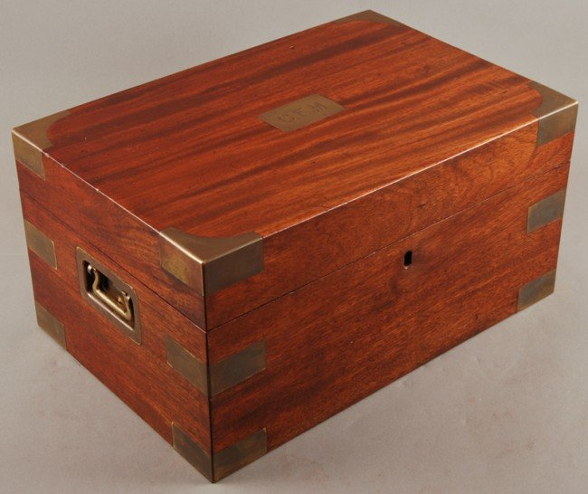 "24: Benson & Hedges 1901 Cigar Tobacco Humidor 14"" Box"