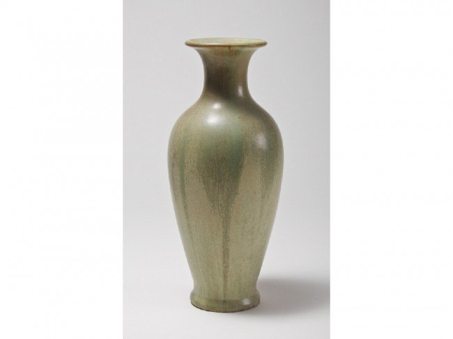 "96: Clifton Signed American Art Pottery 10"" Vase"