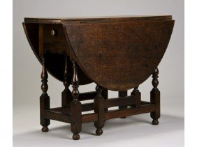 Miniature 19C Mahogany Dropleaf Gateleg Table