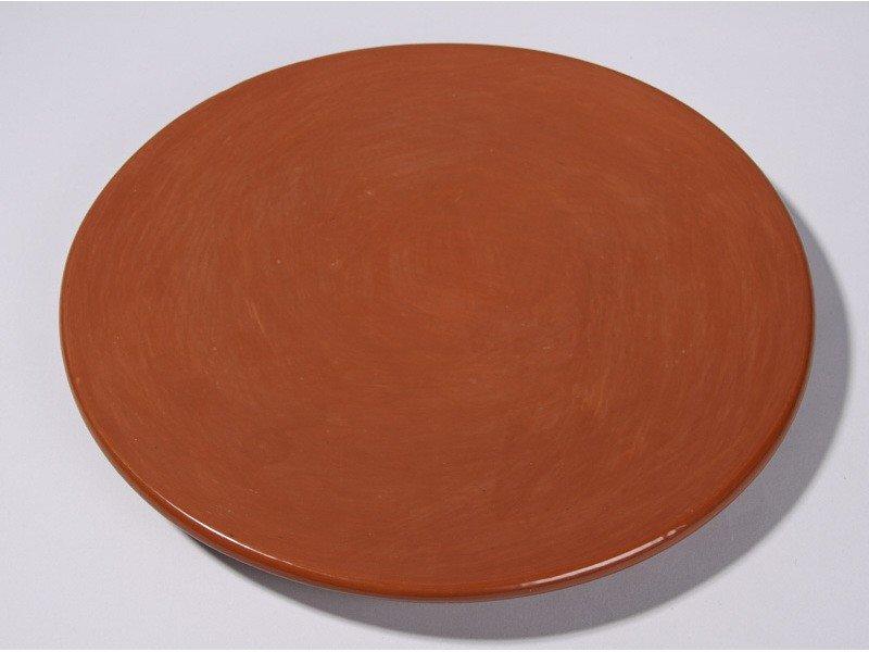 "164: Lu Ann Tafoya Santa Clara Indian Pottery 14"" Tray"