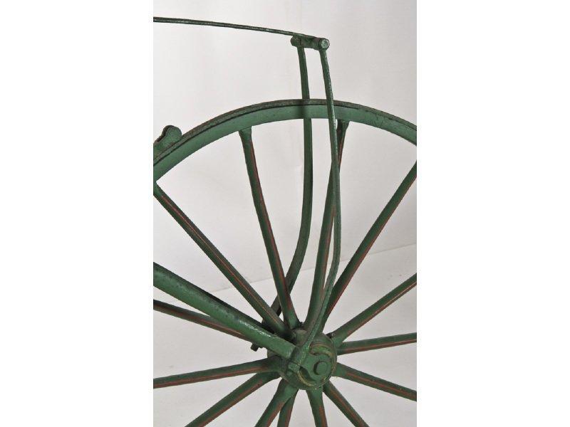 Early English Boneshaker Velocipede Bicycle - 6