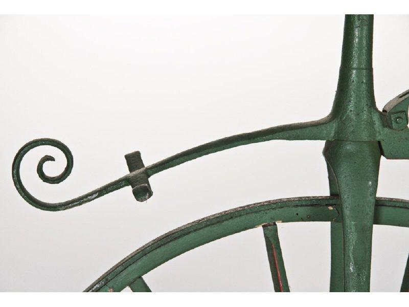 Early English Boneshaker Velocipede Bicycle - 8