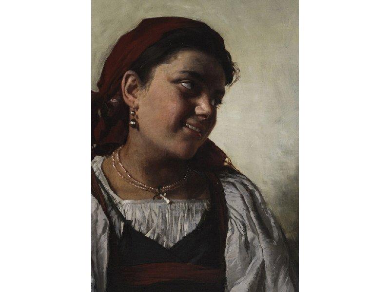 HERMANN CLEMENTZ (German, 1852-1930) Painting - 2