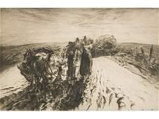 JOHN EDWARD COSTIGAN (1888-1972) Print