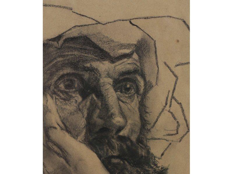 WALTER UFER (American, 1876-1936) Drawing - 3