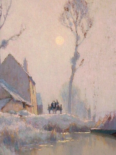 234: Alexandre Jacob 1876-1972French Painting - 3
