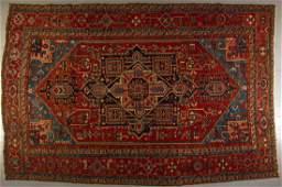 Old Heriz Persian Oriental HandMade Room Size Rug 13x10