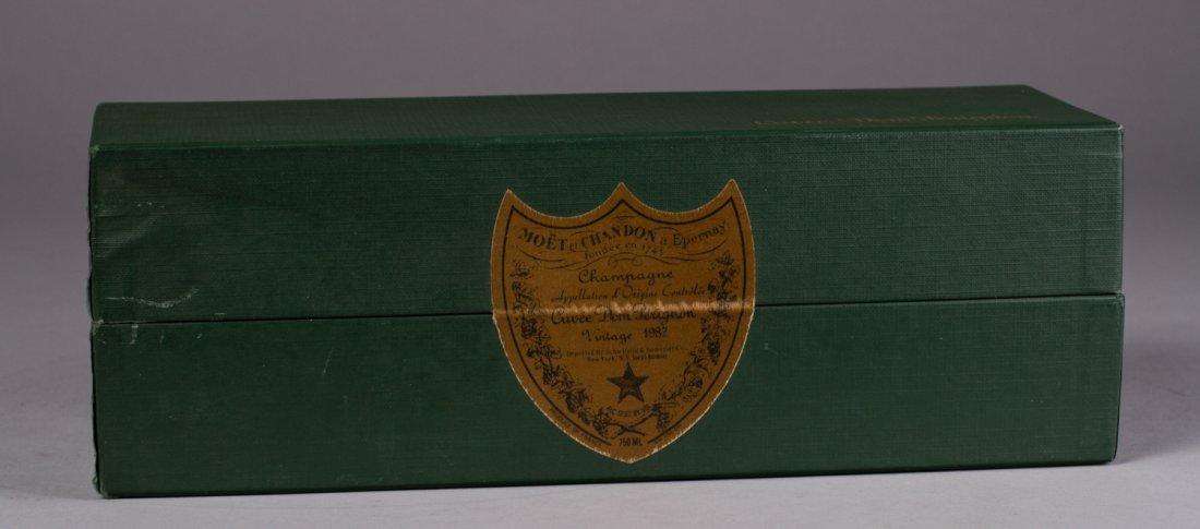 Moet & Chandon Dom Perignon Cuvee Champagne 1982 - Box