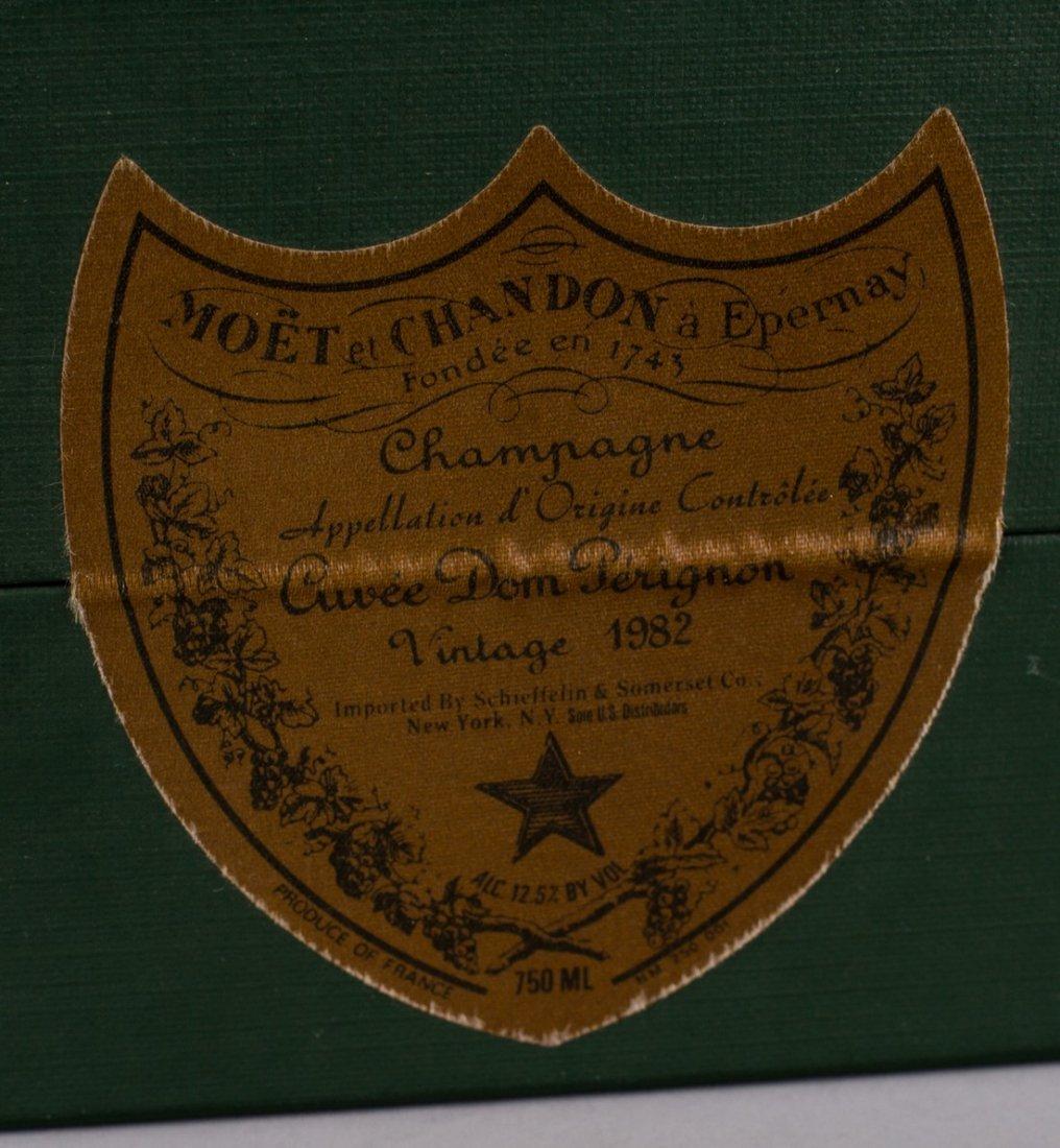 Moet & Chandon Dom Perignon Cuvee Champagne 1982 - Box - 2