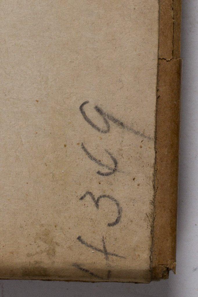 """Homer, Winslow 1889 """"Fly Fishing Saranac Lake"""" Etching - 10"""