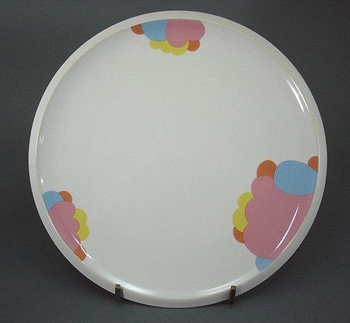 107: Art Deco Frank Lloyd Wright Design Rosenthal Plate - 2